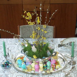 Easter grass - 2 - Version 2